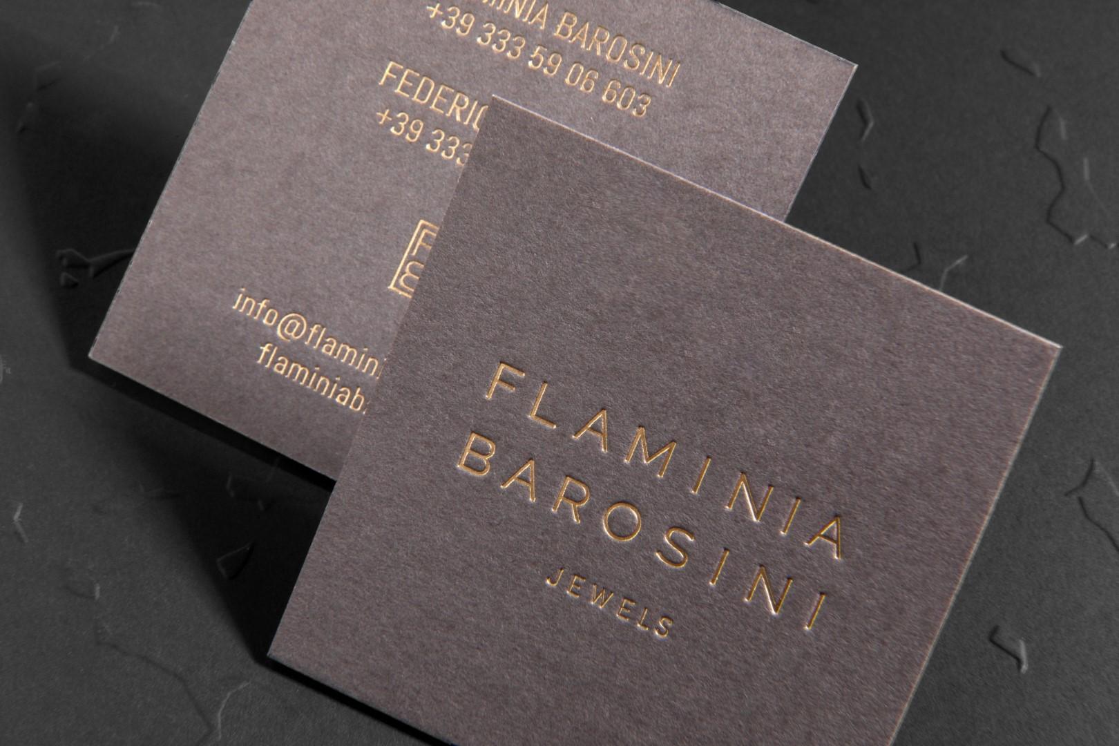 Nostroinchiostro – Flaminia Barosini (1920)