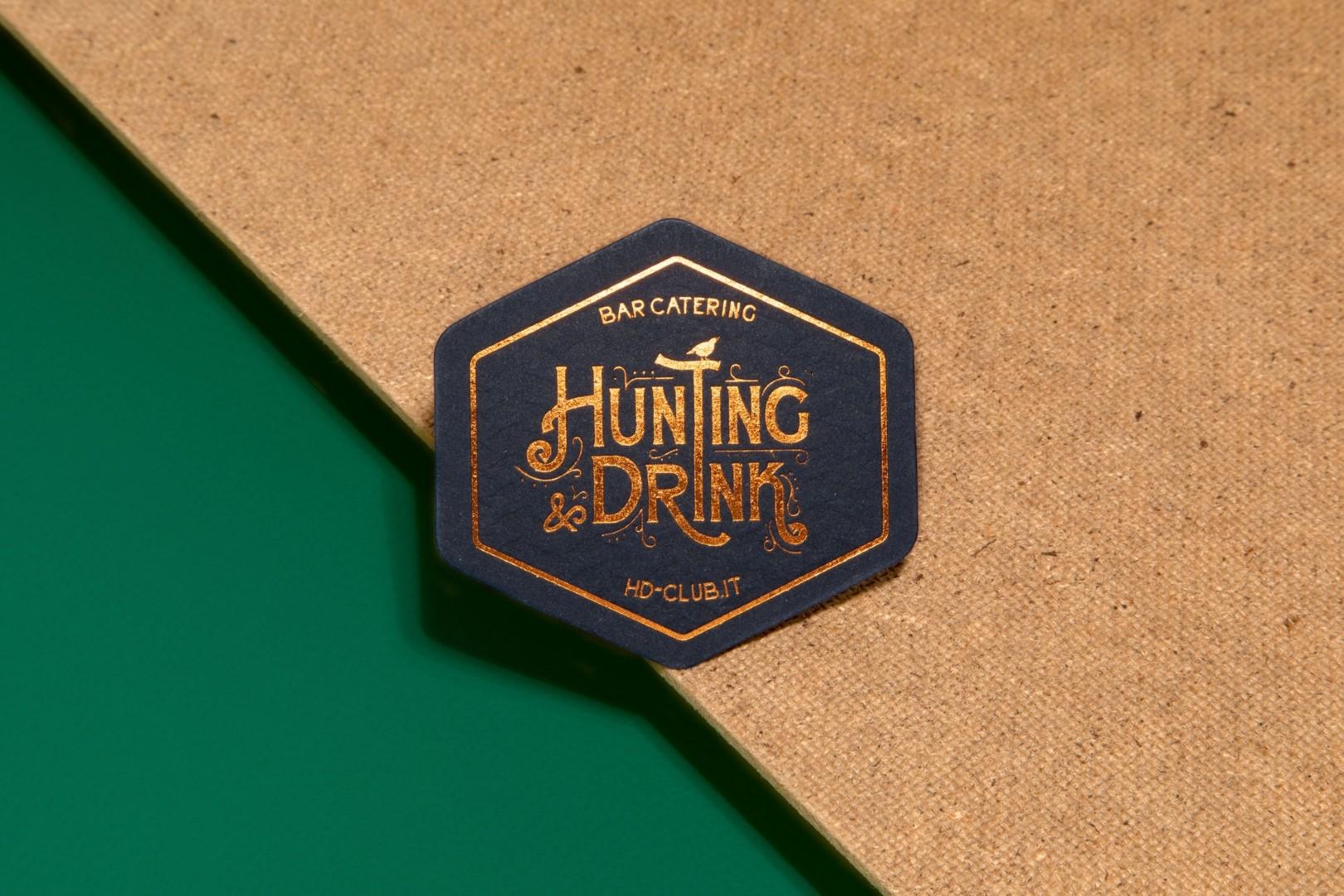 Nostroinchiostro – Hunting Club Drink (1920)