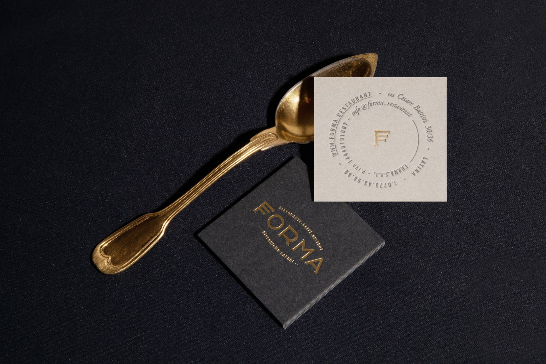 Nostroinchiostro – Forma Restaurant -2