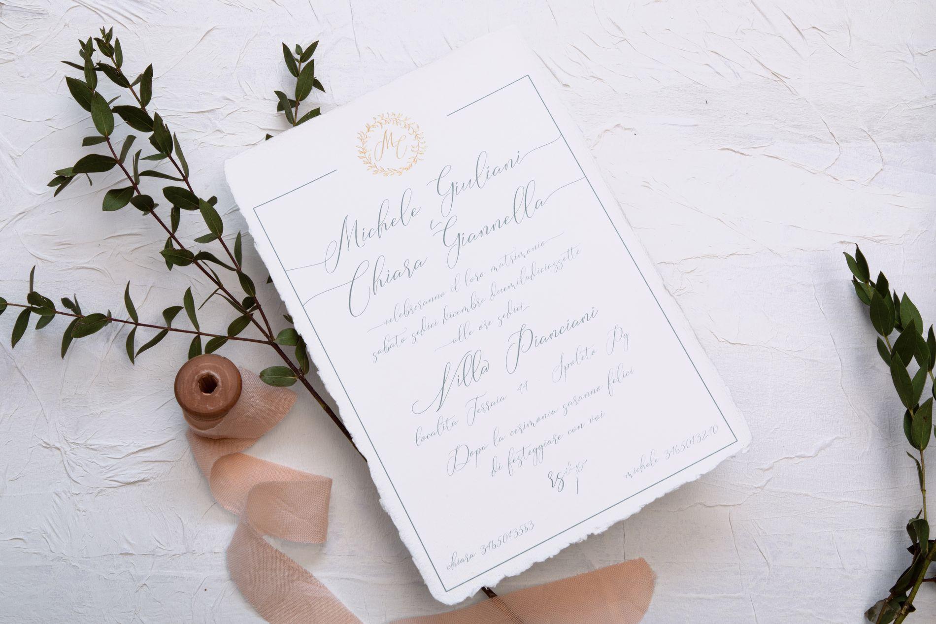 Nostroinchiostro – Wedding Michele e Chiara – 1