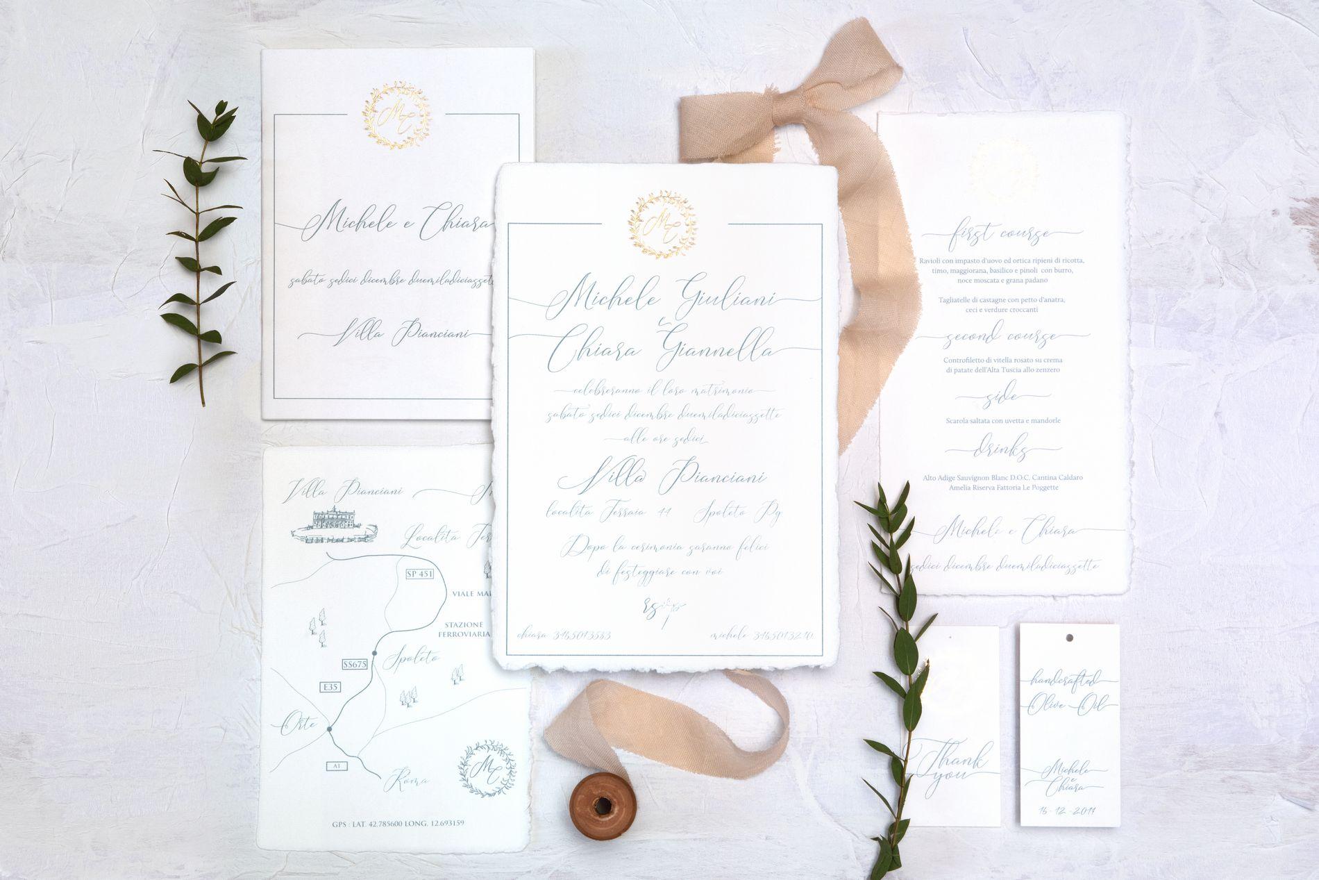 Nostroinchiostro – Wedding Michele e Chiara – 5